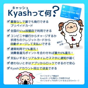 Kyashとは
