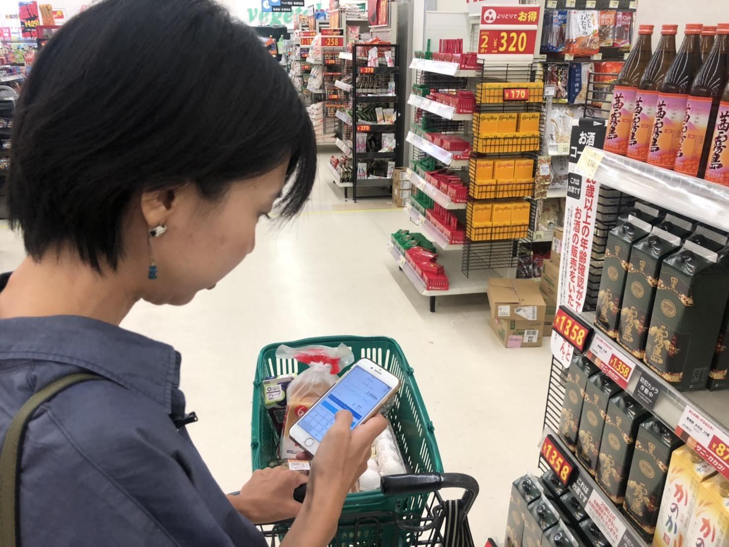 ペイ活シングルマザーの買い物方法