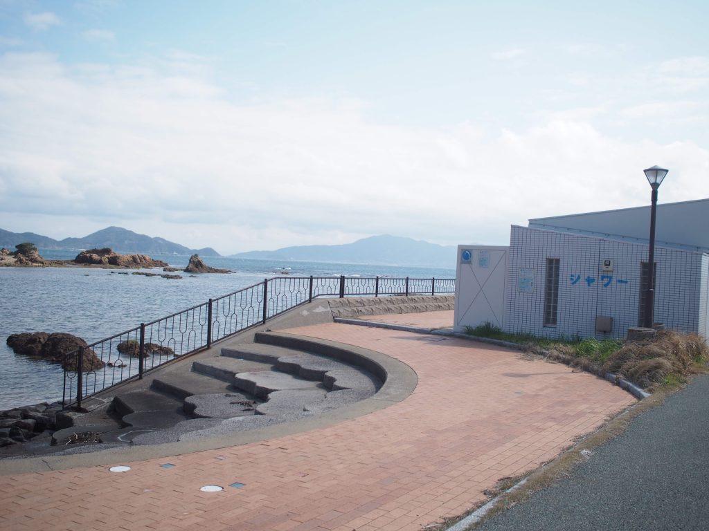 カンス海水浴場