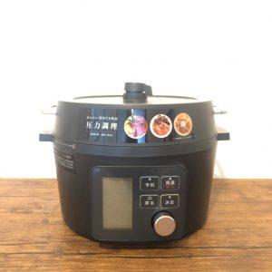 アイリスオーヤマの電気圧力鍋【KPC-MA4】(←4L)を買ってみた!