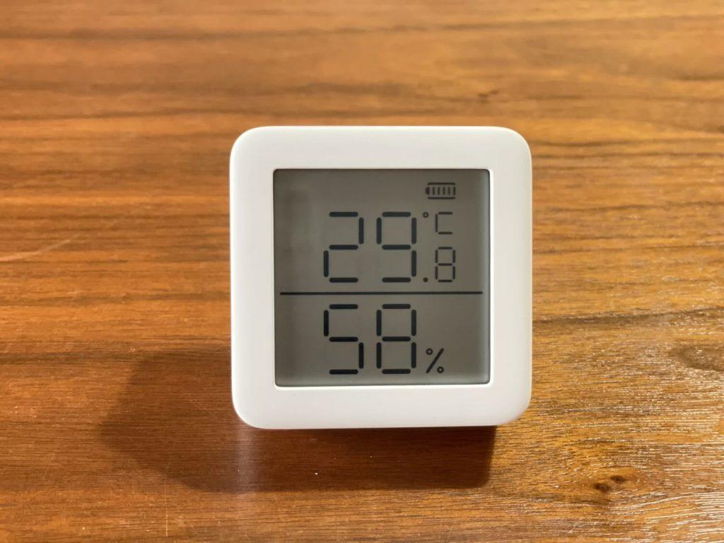 Switch Botの温湿度計